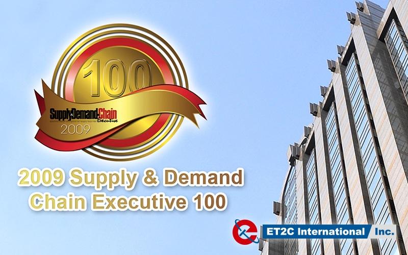 ET2C Wins SDCE Award