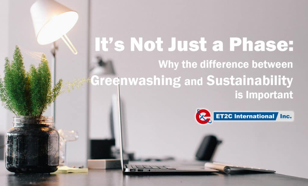 greenwashing and sustainability