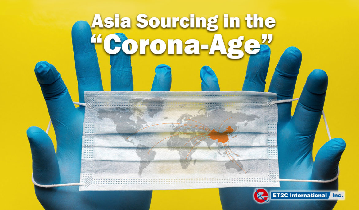 "Asia Sourcing in the ""Corona-Age"""