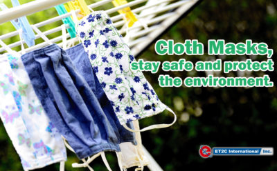 Face Mask, stay safe and protect the environment