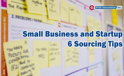 Small Business and startup – 6 Sourcing Tips