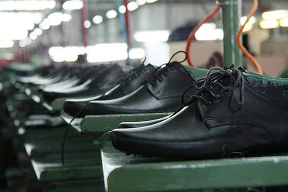 Footwear shoes vietnam
