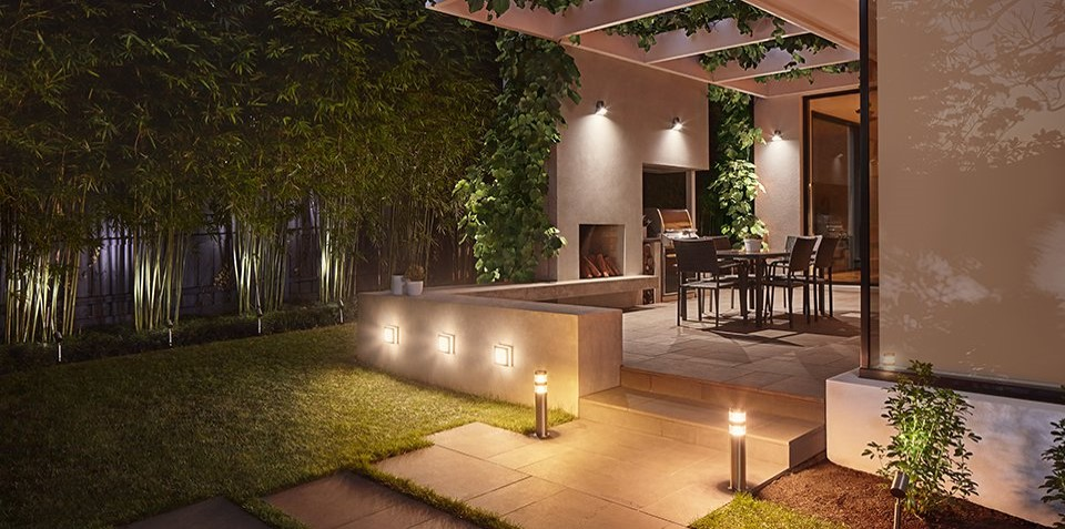 Outdoor lighting Furniture light system