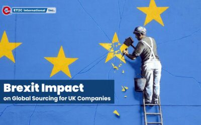 Brexit Impact on Global Sourcing for UK Companies