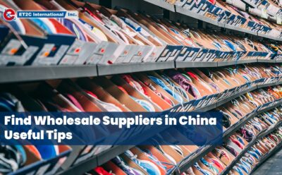 Find Wholesale Suppliers in China: Useful Tips